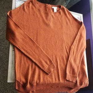 SUPER* Cute H&M Long Sleeve Top